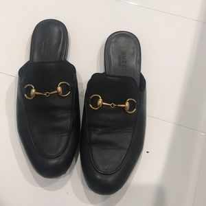 Used gucci mules